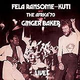 Fela Live With Ginger Baker [Import USA]