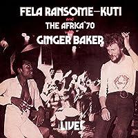 FELA LIVE WITH GINGER BAKE