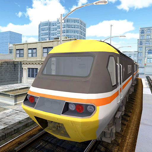 Drive Super Metro Train 3D Game: Train Driving Simulator Pro 2019 (Best 3d Engine For Android)