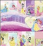 EK Success Disney Specialty Paper Pad, Princess