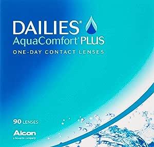 Alcon Dailies aqua Comfort Plus pack/90-5.75