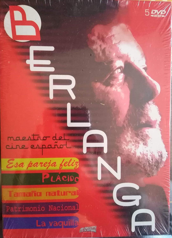 Pack: Berlanga (Incluye 5 Películas) [DVD]: Amazon.es: Alfredo ...
