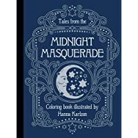 Image for Tales from the Midnight Masquerade Coloring Book