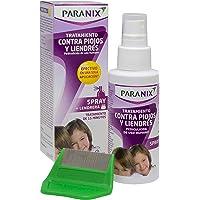 Paranix Spray. Tratamiento para Piojos y Liendres