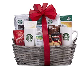 Amazon Com Wine Country Gift Baskets Starbucks Spectacular Coffee