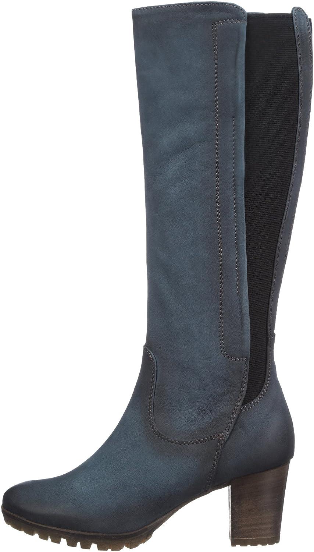 MANAS Damen Boots Schuhe echt Leder 36