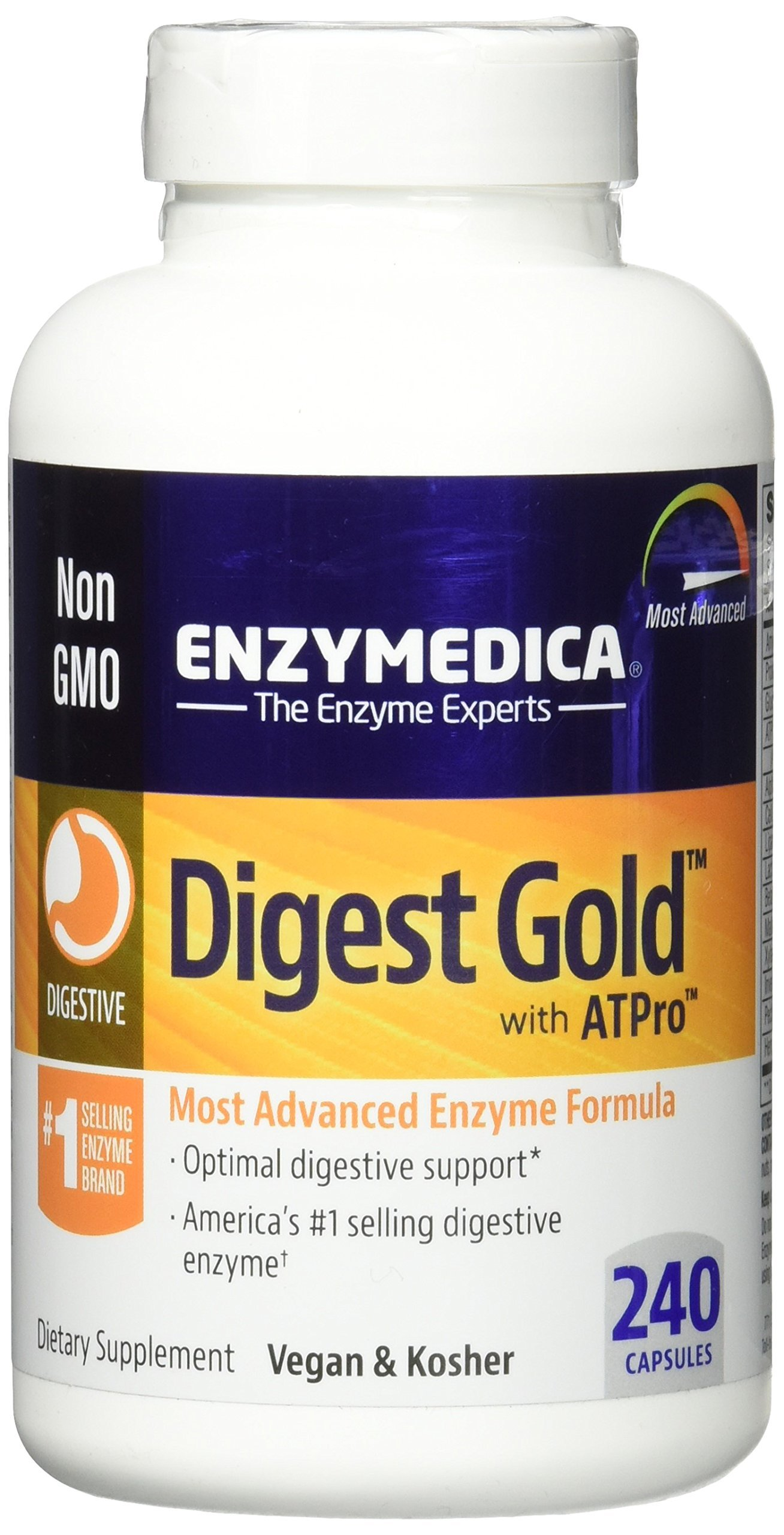 Digest Gold with Atpro 240 Capsules Enzyme