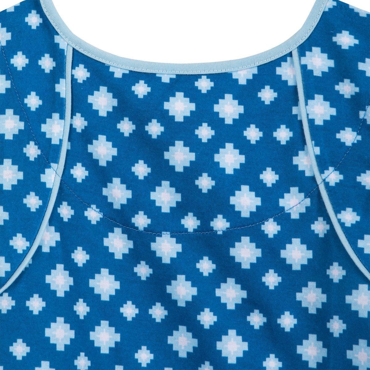 B077GBXTBW Disney Elena of Avalor Nightshirt for Girls Blue 71A9syr69cL