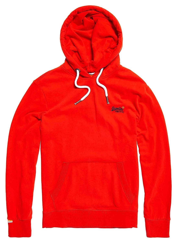 Superdry Hooded Orange Label M20104PQ Wyb LITE