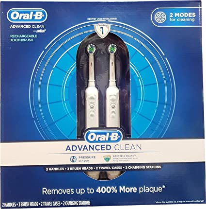 Oral B Advancewd Clean: Amazon.com: Grocery & Gourmet Food