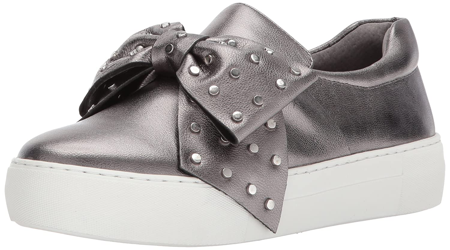 J Slides Women's Alive Fashion Sneaker B072M5FH2G 10 B(M) US|Pewter