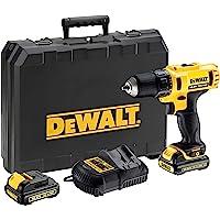 Dewalt DCD710C2-QW Taladro atornillador XR 10, 180 W