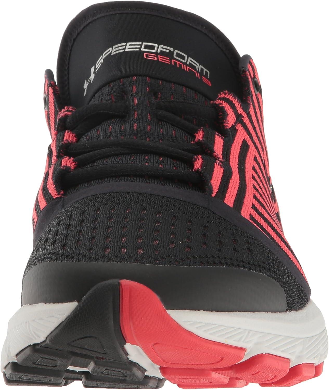 Under Armour Speedform Gemini 3 - Zapatillas de Running para Hombre, Color Negro, Color Negro, Talla 47 EU: Amazon.es: Zapatos y complementos