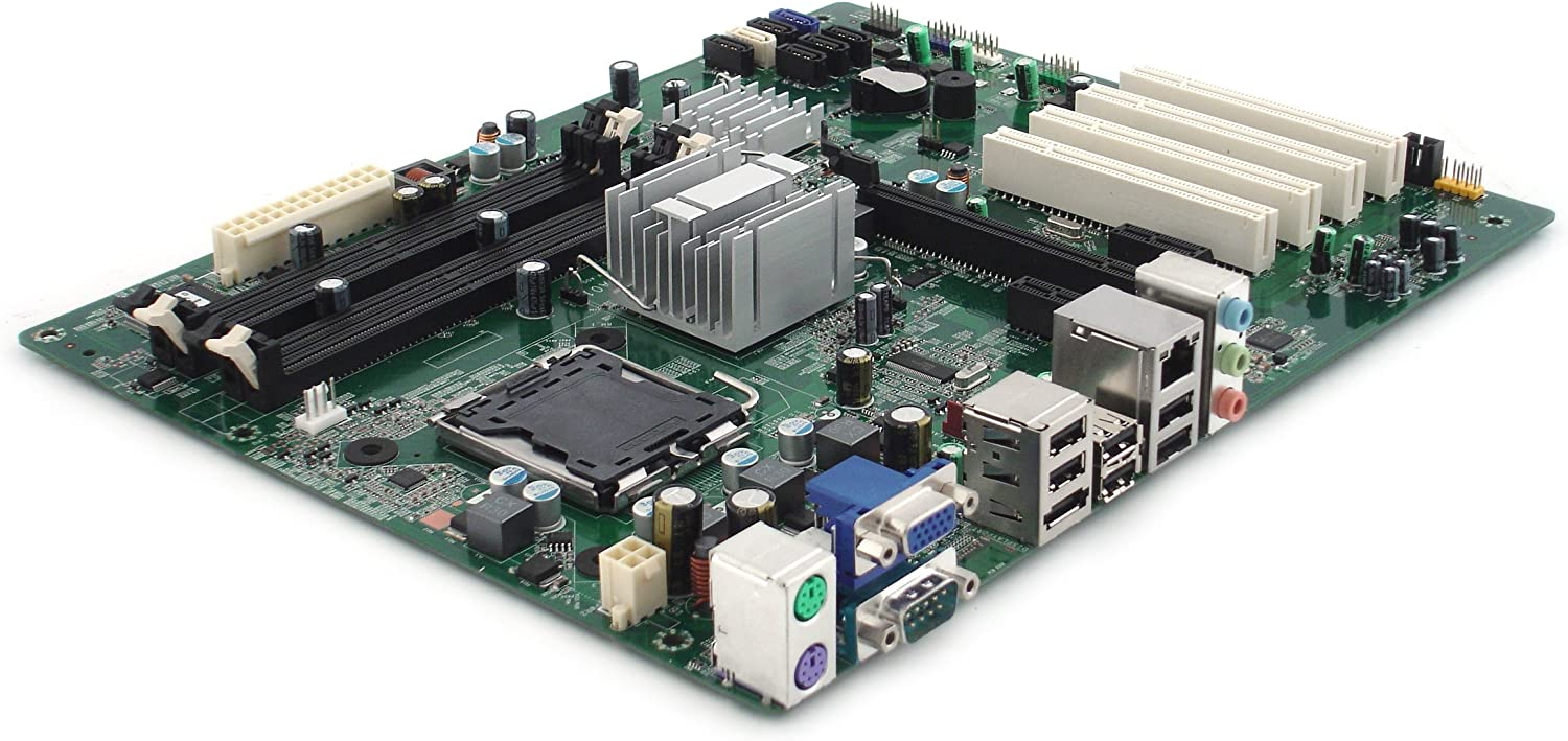 Dell Vostro 420 Mini-Tower Mainboard Motherboard N185P