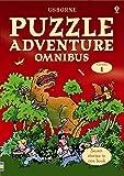 Puzzle Adventure Omnibus: v. 1 (Usborne Puzzle Adventures)