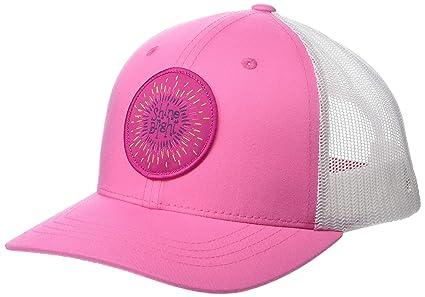 Columbia Gorra para niños, Columbia Youth Snap Back Hat, Algodón, Rojo (Lollipop