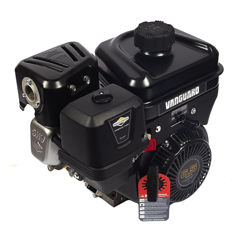 Amazon.com: Briggs and Stratton 13L332-0036-F8 205cc 6.5HP Vanguard Engine  with 3/4-Inch diameter 5/16-24 crankshaft: Home Improvement