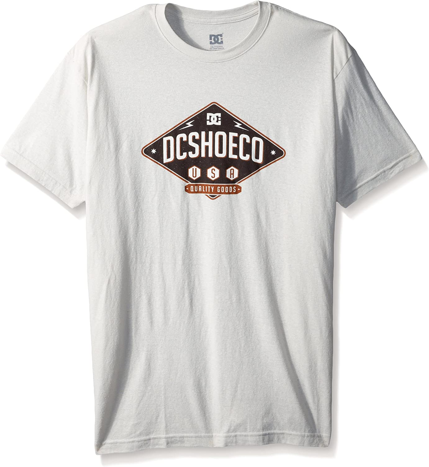 DC Mens Crafted Short Sleeve Tee