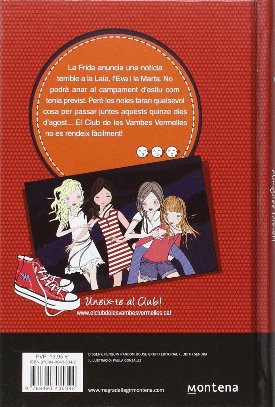 (El Club de les Vambes Vermelles 2): Amazon.es: Ana Punset, Núria Parés Sellarés;: Libros