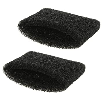 Vacspare Foam Chamber Float Filters For Vax Rapide Carpet Cleaners - Pack of 2