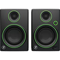 "Mackie CR3 Monitor Multimediali con Woofer da 3"", Nero (Coppia)"