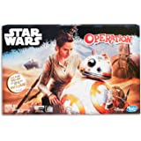 OPERATION - STAR WARS Edition - Operate on BB8 - 1+ Players - Kids Toys & Board Games - Ages 6+