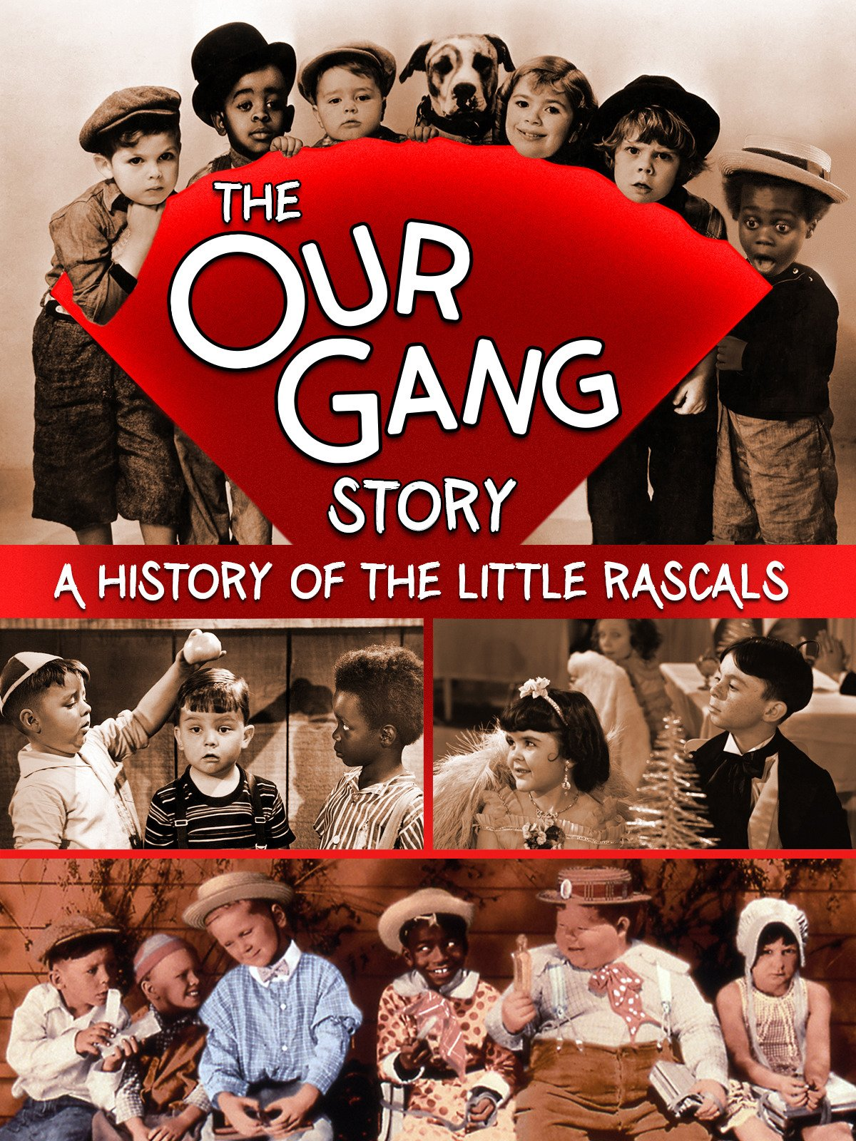 Watch The Our Gang Story A History Of The Little Rascals Prime Video