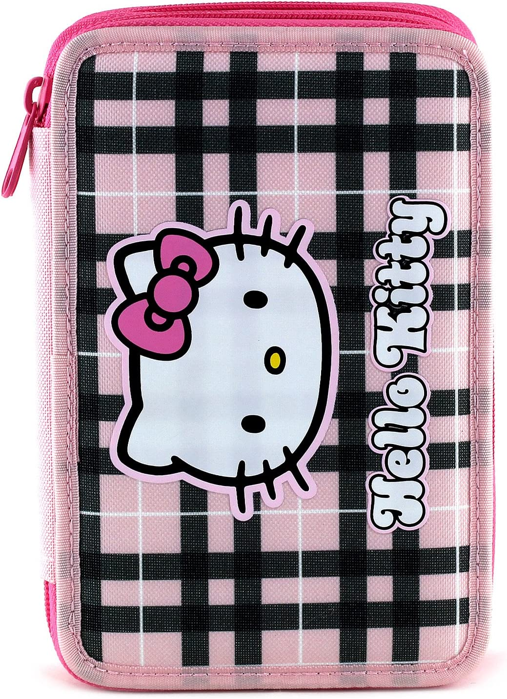 Hello Kitty 23890 - Estuche Doble Completo para Escuela: Amazon.es: Equipaje