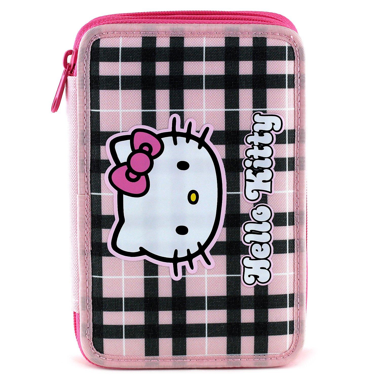 Hello Kitty 23890 - Estuche Doble Completo para Escuela ...