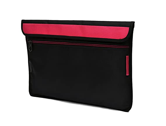 Saco Soft Durable Pouch for Lenovo Yoga 10 Tablet  Pink Bags,Cases   Sleeves