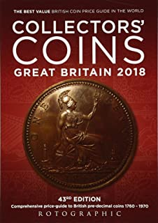 Coins of England and The United Kingdom 2018 Antyki i Sztuka Standard Catalogue of British Coin