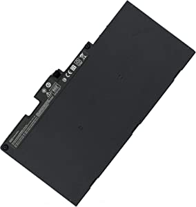 Yafda CS03XL 11.1V/46WH New Laptop Battery for HP EliteBook 840 G3 848 G3 850 G3 755 G3 745 G3 EliteBook 840 G4 848 G4 850 G4 755 G4 745 G4 ZBook 15u G3 Series CS03046XL 800231-1C1 800513-001