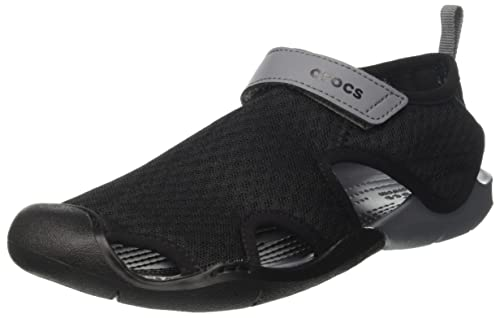 abc1e480e2e crocs Women s Swiftwater Mesh Sandal  Buy Online at Low Prices in ...
