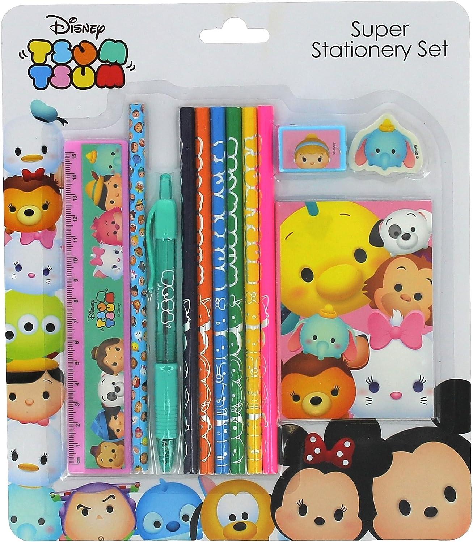Tsum Tsum Super stationery set