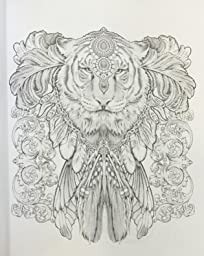 bennett klein coloring pages - colour my sketchbook 2 grayscale adult