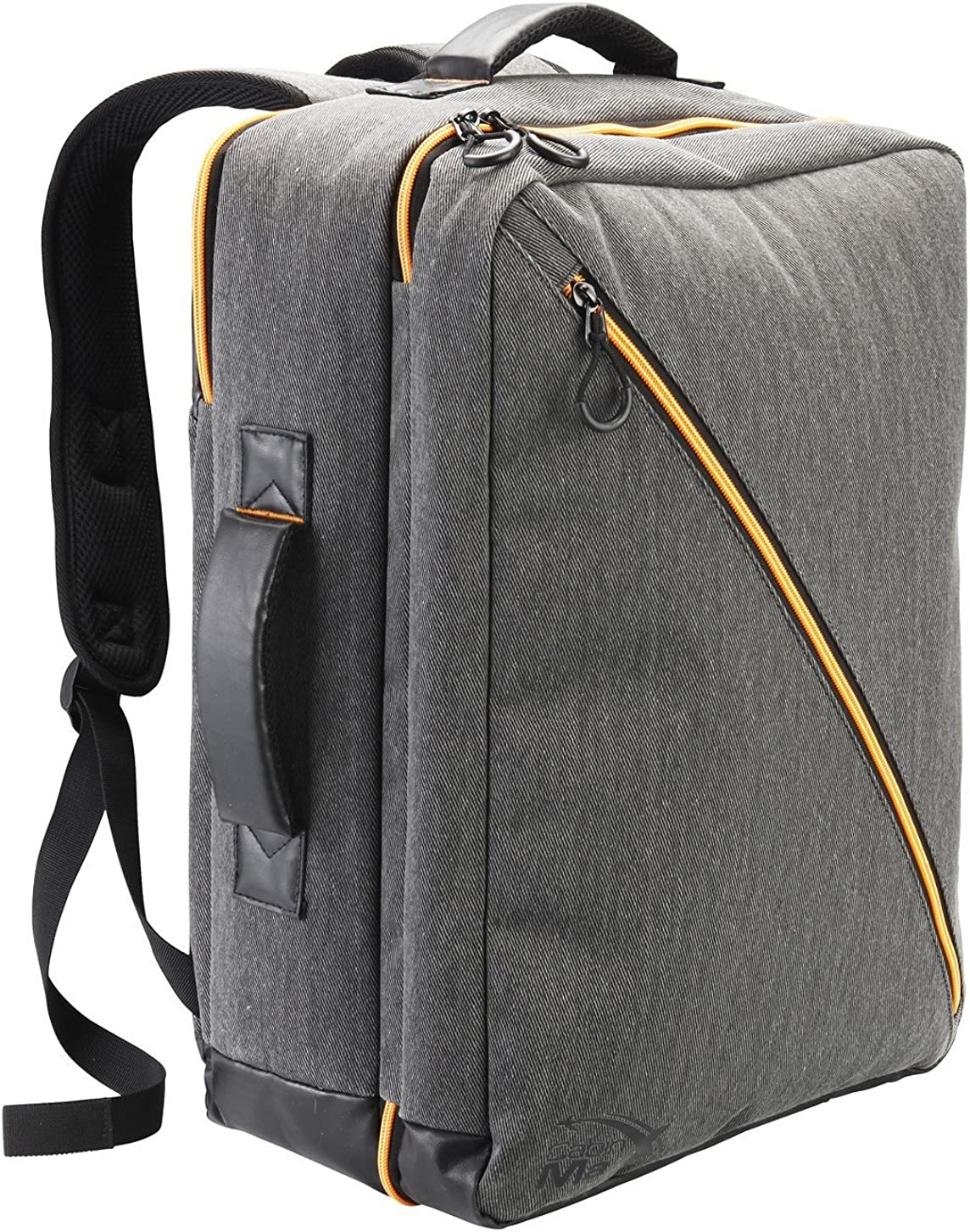 Cabin Max Oxford 50 x 40 x 20 cm Carry On Equipaje – Mochila (Gris)