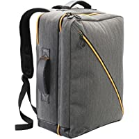 Cabin Max Oxford Backpack Cabin Luggage - Carry On Luggage - Integrated Padded Rear Laptop Pocket - UV Coated Backpack…