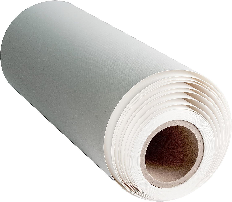 "13/"" x 40/' Matte Polyester Inkjet Canvas Roll for Wide Format Inkjet Printers"