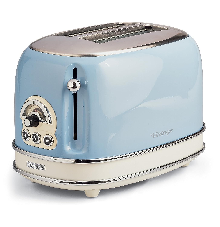 Amazon.de: Ariete 155 Vintage Toaster mit 2 Scheiben