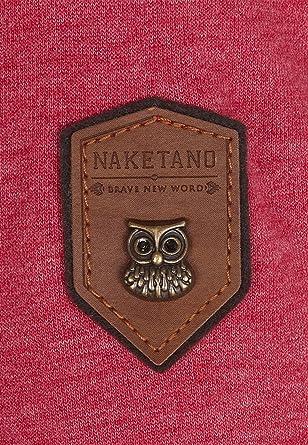 Naketano jest tutaj menedżerem, Purple Melange, S: Odzież