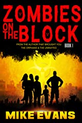 Zombies on The Block Kindle Edition