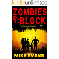Zombies on The Block: An Apocalyptic Zombie Survival Thriller book cover