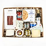 Martha Stewart Spanish Tapas Gourmet Gift Basket - With Award Winning Cheeses, Olives, Meat, Arbequina Olive Oil, A Unique Recipe From Martha Plus One Year Martha Living Subscription