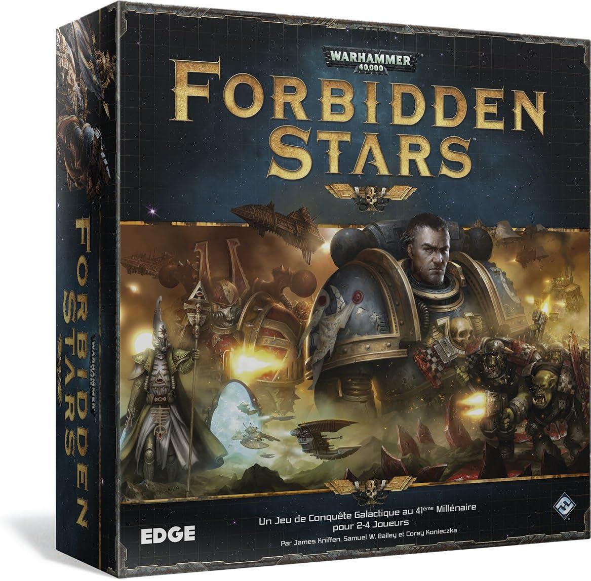 Asmodee – ubigfs01 – Forbidden Stars: Amazon.es: Juguetes y juegos