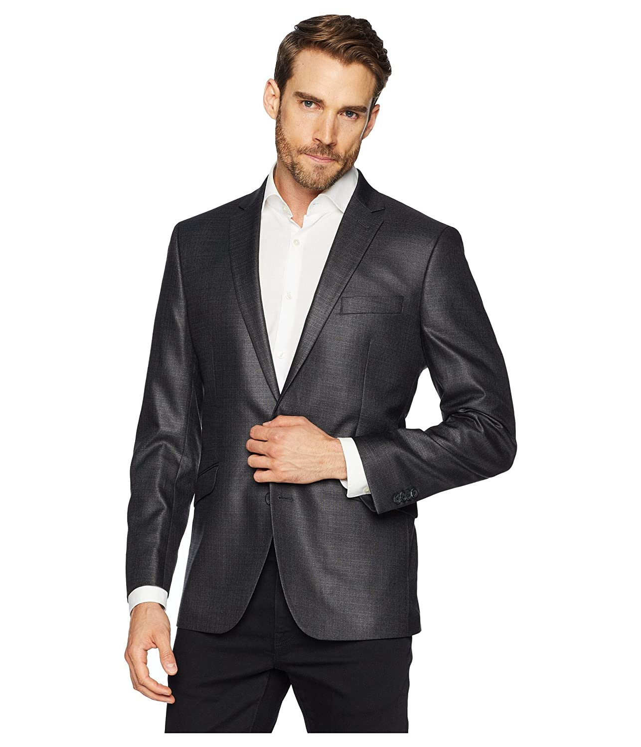 [ケネスコール] メンズ コート Techni-Cole Stretch Suit Separate Blazer [並行輸入品] B07DS6R5W8  44 Regular