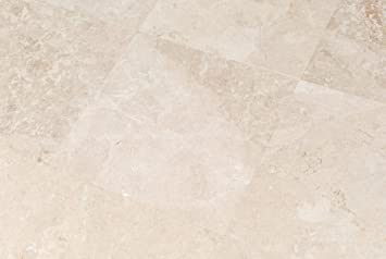 Crema Nova Marble 18x18 Polished Tiles Sample Amazon Com