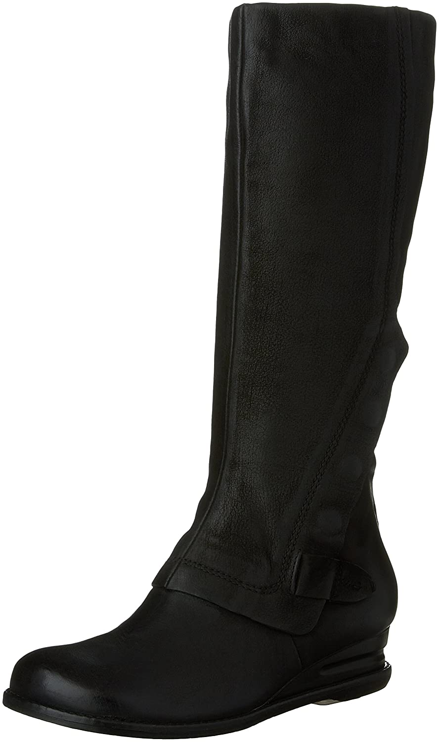 Miz Mooz Women's Bennett Riding Boot B01EI0VYPC 7.5 B(M) US|Black
