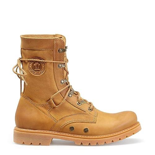 Botas de Hombre PANAMA JACK Route Boot C1 Napa Vintage