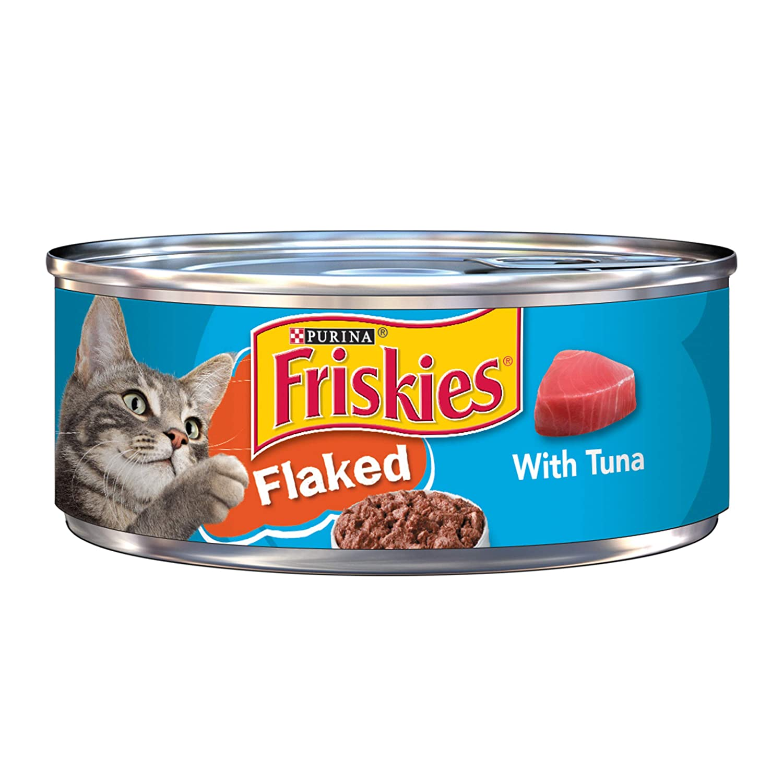 Amazon.com: Friskies comida húmeda para gatos, en copos ...