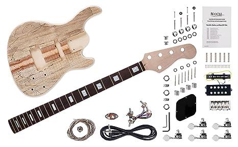 Kit de guitarra eléctrica Rocktile JBH5-Style